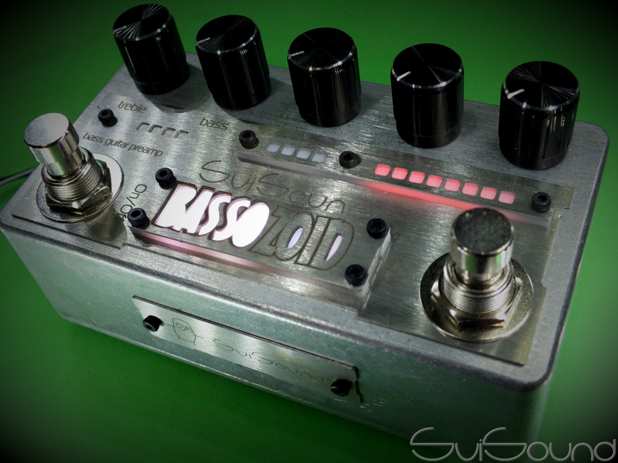 bass preamplifier
