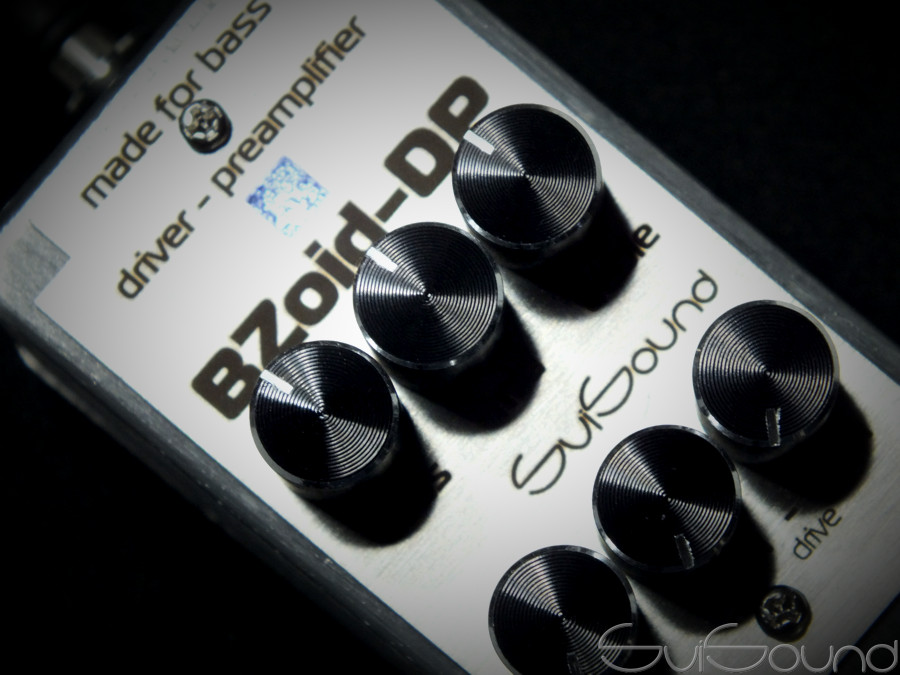 bass germanium fuzz
