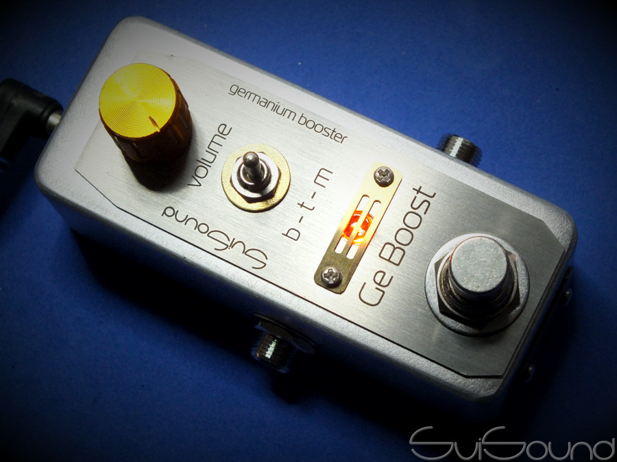 germanium booster